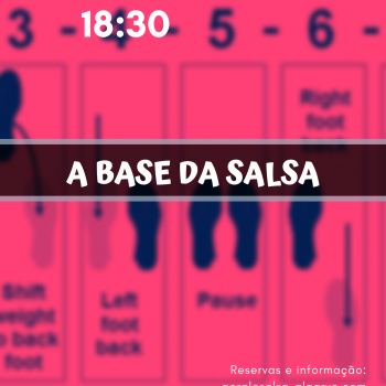Workshop – As bases da Salsa